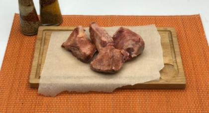 Обрезь языка говяжья