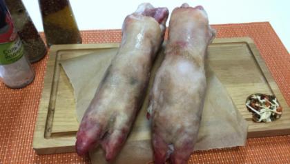 Ноги свиные